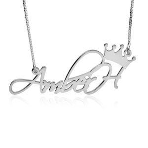 Jewelry - Princess nameplate
